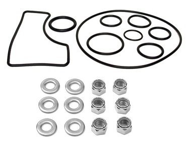 UPC 680196629737, BRAVO MERCRUISER OUTDRIVE MOUNTING 'O' RING SET COMPLETE WITH S.S. NUTS AND WASHERS