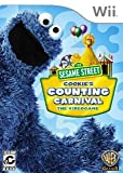 Warner Brothers Sesame Street: Cookie's Counting Carnival (Nintendo Wii) for Nintendo Wii for Age - 3 - 5 (Catalog Category: Nintendo Wii / Educational)