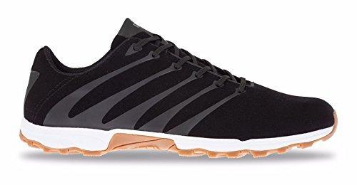 Inov8 Men's F-Lite 195 Classic Cross-Trainer Shoes Classic Black/Black (HDO...
