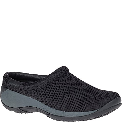 Merrell Women's Encore Q2 Breeze Clog, Black, 8 Medium US