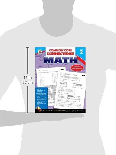 Common Core Connections Math, Grade 2: Carson-Dellosa Publishing ...