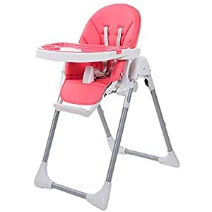 BLWX - Chaise de salle à manger pour enfants Booster Seat Child Dining Chair Baby Dining Chair Eating Seat Food Supplement Machine High Chair Chaise de salle à manger pour enfants (Couleur : B) 11