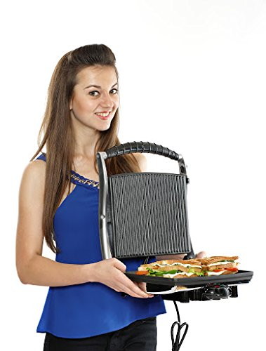Nova NT 233 HDG 750-Watt 4-Slice Grill Sandwich Maker (Black/Grey) 2021 June Large size grill toaster with superior quality Heavy duty toasting and grilling Warranty: 1 year on product