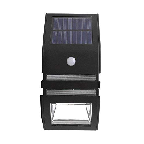 - Deckey Solar Light, Outdoor Motion Sensor Security Light, Wireless Bright Solar Powered Garden Light, For Patio Deck Yard Garden Home Driveway Stairs Outside Wall Pathway(Warm White)