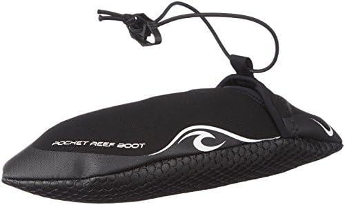 マリンシューズ 軽量 速乾 水陸両用 (コンパクト 収納) [ W01-942 / Pocket Reef Boots ] ウォーターシューズ 海 メンズ