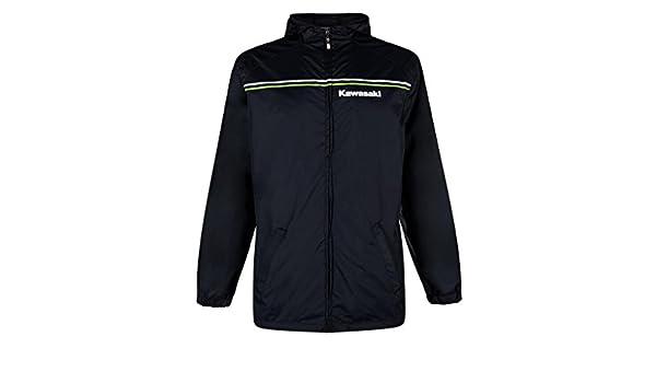 Kawasaki - Chaqueta impermeable - para hombre: Amazon.es ...