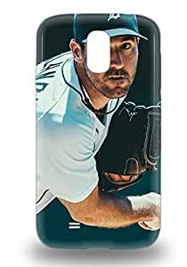 MLB Detroit Tigers Justin Verlander #355 3D PC Case Cover For Galaxy S4 Awesome Phone 3D PC Case ( Custom Picture Case Cover For HTC One M8 , Case Cover For HTC One M8 , iPhone 5, iPhone 5S, iPhone 5C, iPhone 4, iPhone 4S,Galaxy S6,Galaxy S5,Galaxy S4,Galaxy S3,Note 3,iPad Mini-Mini 2,iPad Air )