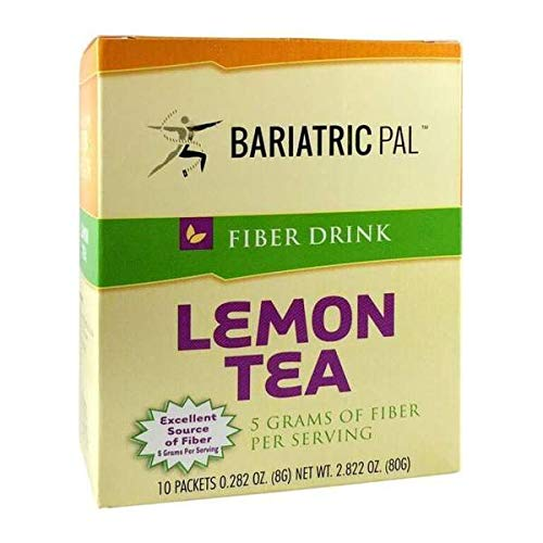 BariatricPal Fiber Drink – Lemon Iced Tea