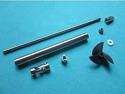 Amazon.com: 1 Set de 3 hoja de acero inoxidable montaje ...