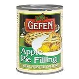Gefen Apple Pie Filling 21 Oz. Pack Of 3.
