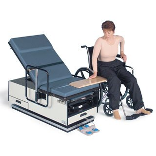 Powermatic Wheelchair Accessible ADA Exam Table, Right Hand