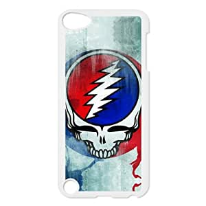 Fayruz- Grateful Dead Case for iPod Touch 5, 5th Generation Cases, Hardshell Snap-On Plastic iPod Cover W-P5d764