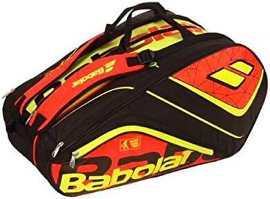 Babolat RH Team Raquetero, Unisex Adulto, Rojo (Rouge Jaune), U ...