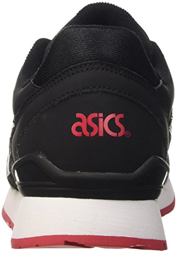 Asics Grey Adulto Atlanis Unisex Gel Nero Soft Running Scarpe Black rFxBrzS