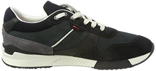LLOYD Edlow, Sneaker Uomo Nero (Nero)