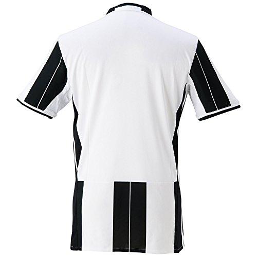 Juve Blanc Adidas Maillot noir Jsy De Football H 4wwaz