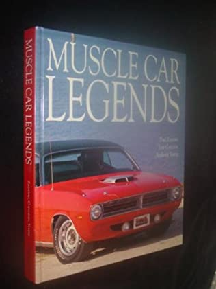 book cover of Muscle Car Legends