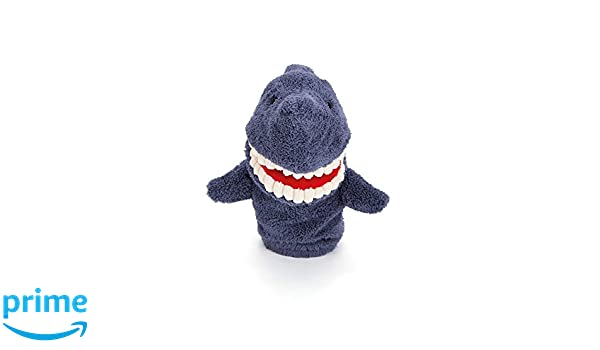 Jellycat Marioneta Peluche Tiburón (TOP6SHA): Amazon.es: Juguetes y juegos