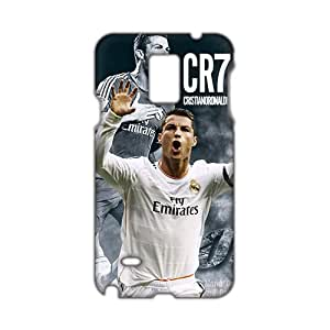 Cristiano Ronaldo CR7 3D Phone Case for Samsung note4