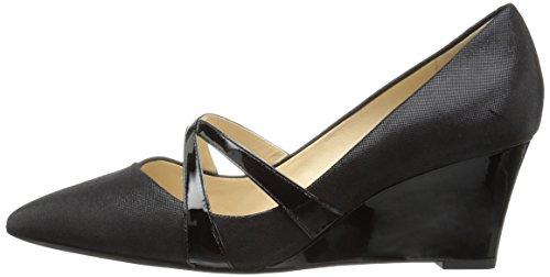 black Nero 51707black Ecco Donna Con Wedge Scarpe Belleair Tacco xUY78