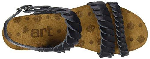 discount pictures cheap supply Art Women's 0733 Mojave Pompei Platform Sandals Black (Black Black) iKm9Xe3g