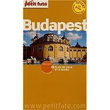 BUDAPEST 2013-2014 + PLAN DE VILLE