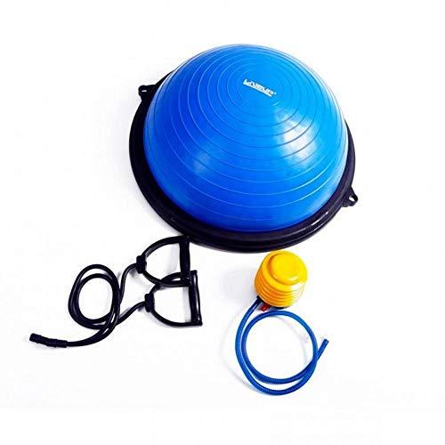 Meia Bola Balance, Dome Ball, Liveup, Azul