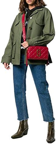 Marc Jacobs Luxury Fashion Donna M0015419678 Rosso Borsa A Spalla   Primavera Estate 20