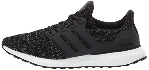 adidas Men's Ultraboost, Black/White, 4 M US by adidas (Image #5)