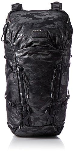 Diesel Men's Check Running Backpack by Diesel