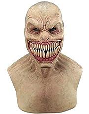 Halloween Clown Masker, Volwassen Horror Clown Kostuum Masker, Clown Horror Masker Gemaakt Van Latex, Demon Maskers Voor Halloween, Carnaval