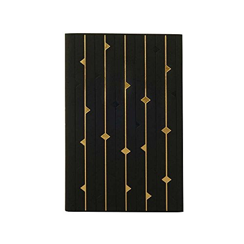 Doodle Shimmer - Starlight Writing Notebook/ Journal / Diary, PU Leather, Soft Cover, Ruled, 200 Pages, A5 (8.5