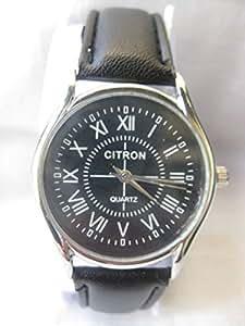 Citron Roman Numbers Watch w9