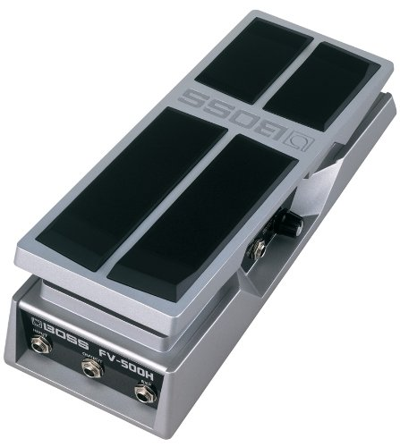 Boss FV-500H Volume Pedal - High Impedance