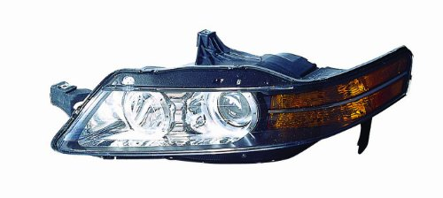 DEPO 327-1103L-USH1Y Replacement Driver Side Headlight Assembly (This product is an aftermarket product. It is not…