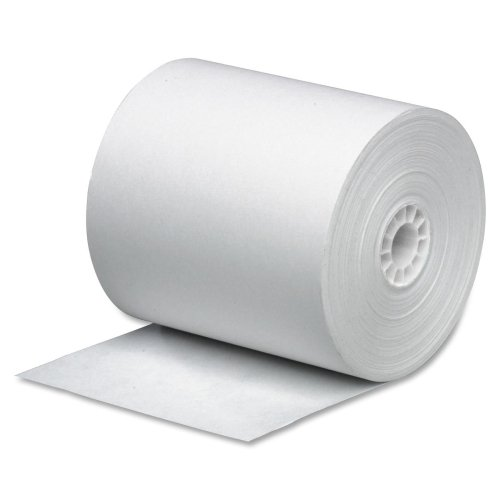 Roll Single Machine Adding - Wholesale CASE of 25 - Bus. Source 1-Ply 3