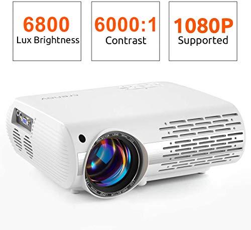 Crenova Video Projector 6800