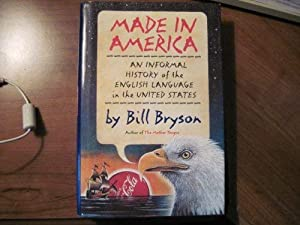 Made in America: An Informal History of... book by Bill Bryson
