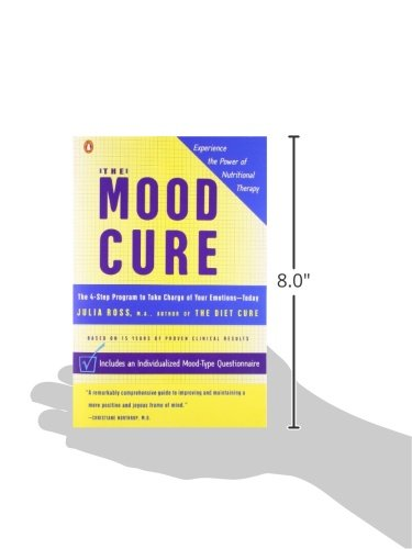 The Mood Cure: The 4-Step Program to Take Charge of Your Emotions--Today by Penguin Books (Image #3)