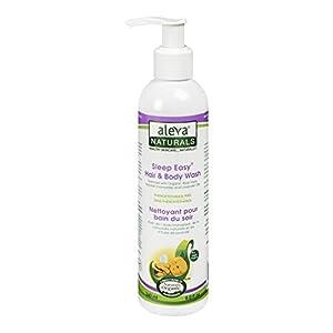 Aleva Naturals Sleep Easy Hair and Body Wash