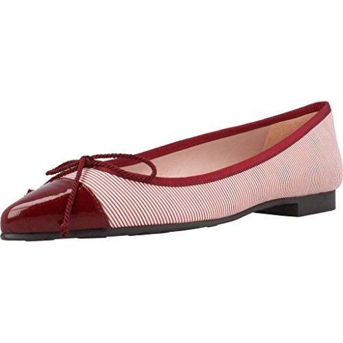 Pretty Ballerinas Zapatos Bailarina Para Mujer, Color Rosa, Marca, Modelo Zapatos Bailarina Para Mujer 16104M Rosa Rosa