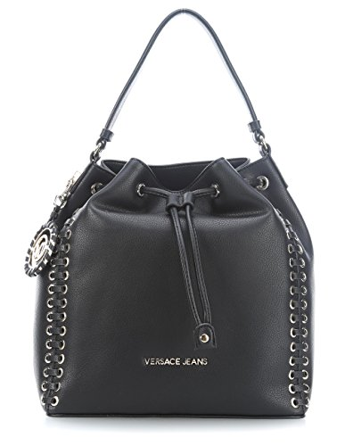 Versace Jeans Borsa hobo nero