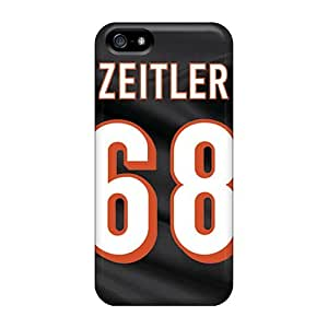 Faddish Phone Cincinnati Bengals Case For Iphone 5/5s / Perfect Case Cover