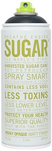 Ironlak Sugar Spray Paint, 400ml, Liquorice
