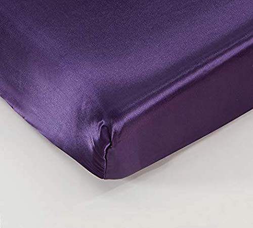 (EHP Super Soft & Silky Satin Crib Fitted Sheet 28