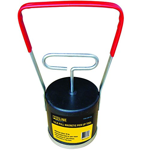 USA Seller: Proline 16lb picker GOLD BLACK SAND SEPARATOR Magnetic PICK-UP with Quick release