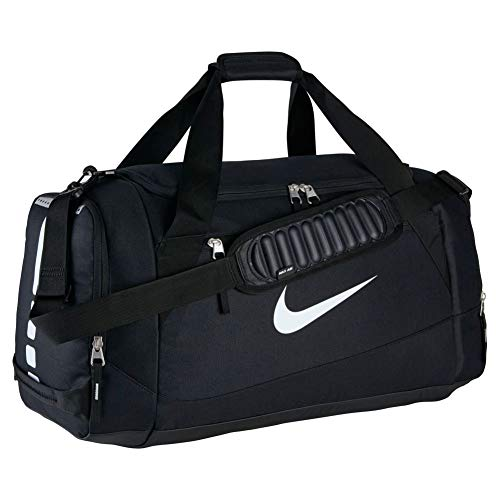 Cheap Nike Hoops Elite Team Black Duffel Gym Bag for Men and Women