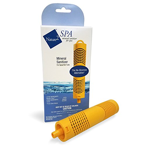 Water Hot System Cartridge - Zodiac W20750 Nature2 SPA Stick Mineral Sanitizer
