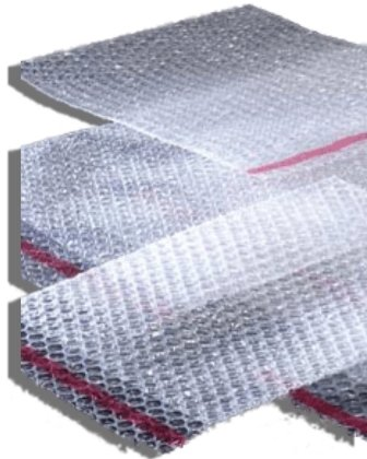 100 Plain Bubble Wrap Bags Pouches 280mm x 360mm (BP05) 11' x 14' Ei-Packaging