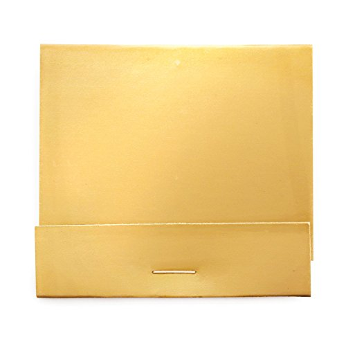 Weddingstar 41092-55 Plain Matchbook Decorative Item, -